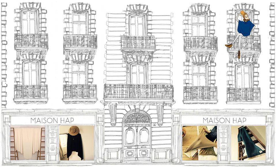la maison du cachemire paris stunning paris pull en laine. Black Bedroom Furniture Sets. Home Design Ideas